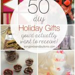 50 DIY Holiday Gifts