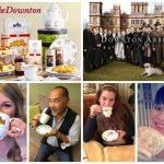 Downton Abbey Virtual Tea Party 12/7!