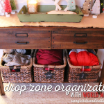 Drop Zone Organization with World Market