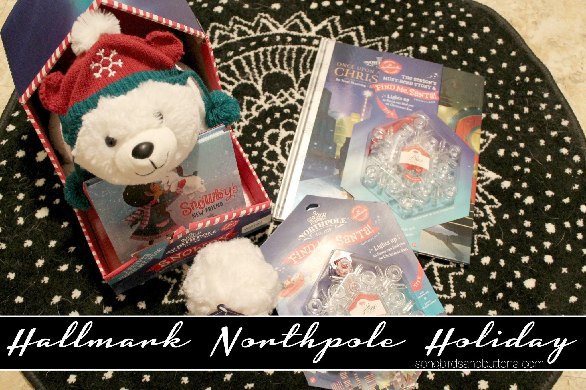 Hallmark Northpole Holiday