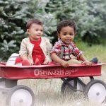 Babies in OshKosh B'gosh #GiveHappy