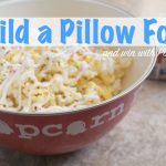 Build a Pillow Fort & WIN with Pop Secret!