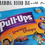 Potty Training: Round Two