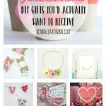 25 DIY Valentines Day Gifts