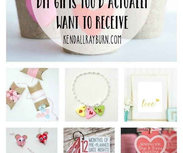 25 DIY Valentines Day Gifts