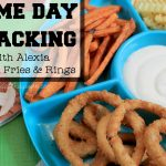 Game Day Snacking with Alexia