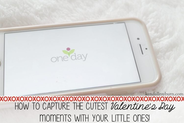 How to Capture the CUTEST Valentine's Day Moments with Littles!