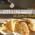 Quick & Easy Seafood at Sam's Club