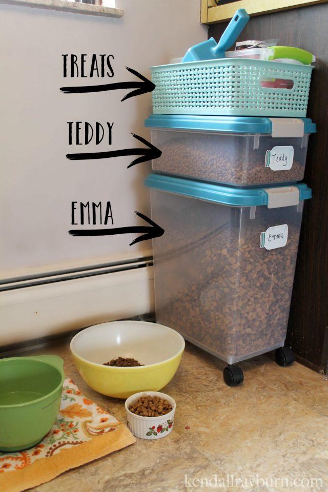 Dog Food Organization