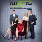 Odd Mom Out + Cocktail Recipes + $50 Paypal Giveaway!