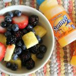 | SunnyD Fruit Popsicles |
