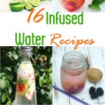 16 Infused Water Recipes