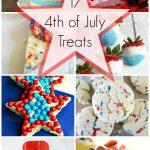 17 4th of July Treats