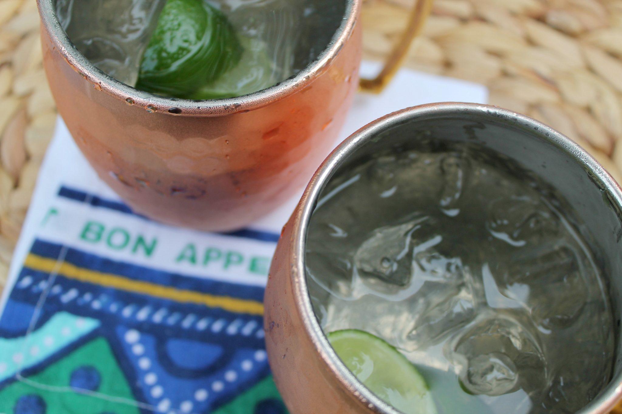 Gluten-Free Moscow Mule Recipe