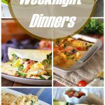 21 Easy Weeknight Dinners