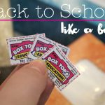 Back to School, like a boss + giveaway!