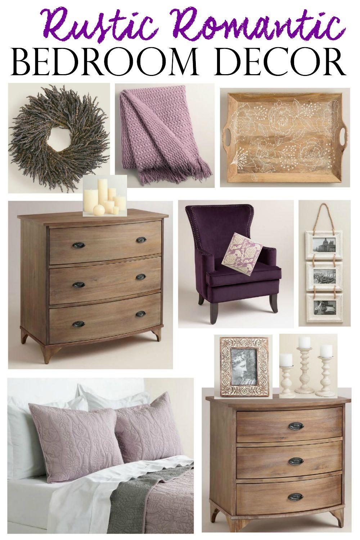 Rustic Romantic Bedroom Ideas: Rustic Romantic Bedroom Decor