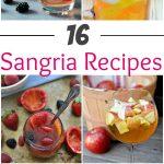 16 Sangria Recipes