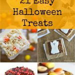 21 Easy Halloween Treats