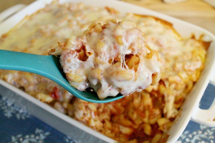 Gluten-Free Chicken Pasta Bake