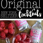 5 Original New York Seltzer Cocktails