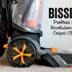 BISSELL ProHeat 2X Revolution + Giveaway!