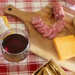 Wine and Cheese Pairing with Hickory Farms