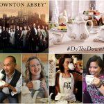 Downton Abbey Virtual Tea Party, 12/6