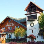 Bavarian Inn Lodge + Restaurant in Frankenmuth, Michigan