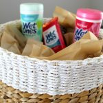 Creating a Winter Care Basket