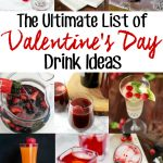 Valentine's Day Drink Ideas
