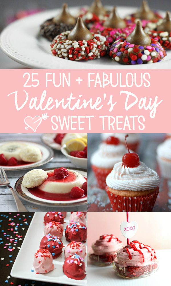 Valentine's Day Sweet Treats