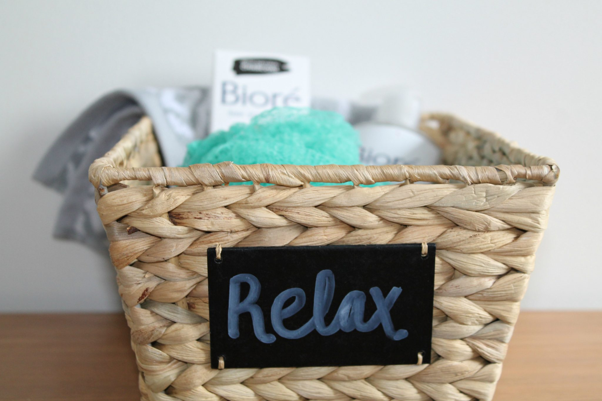 Creating the Perfect Spa Gift Basket