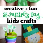 St.Patrick's Day Kids Crafts