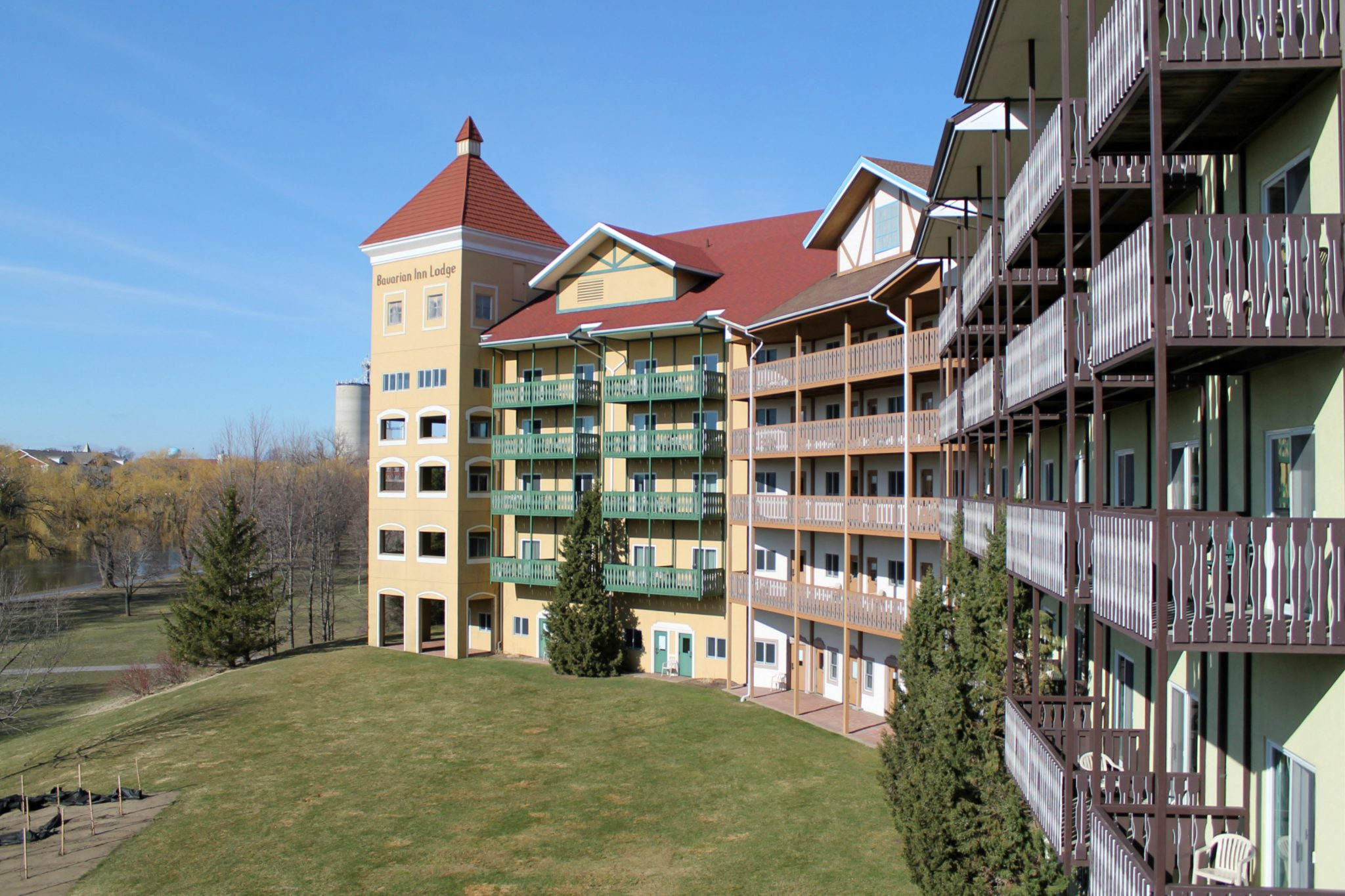 Family Travel at the Bavarian Inn Lodge in Frankenmuth, Michigan