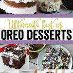 Ultimate Oreo Desserts