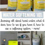 Water Softening 101