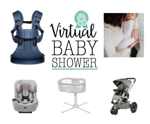 virtual baby shower kendall rayburn