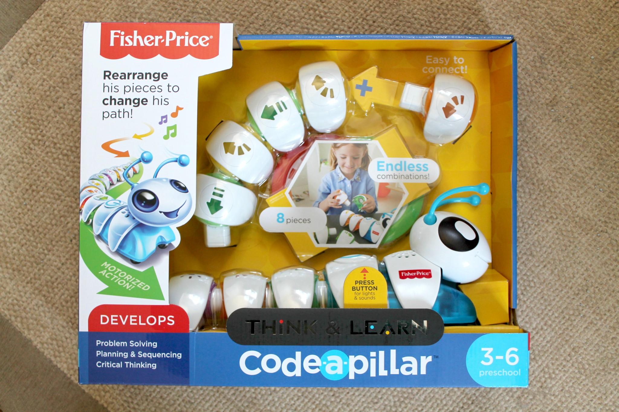 Code-a-Pillar™