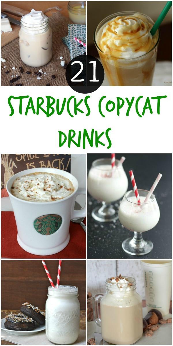 Starbucks Knock-Offs