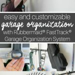 How to Easily Organize Your Garage!