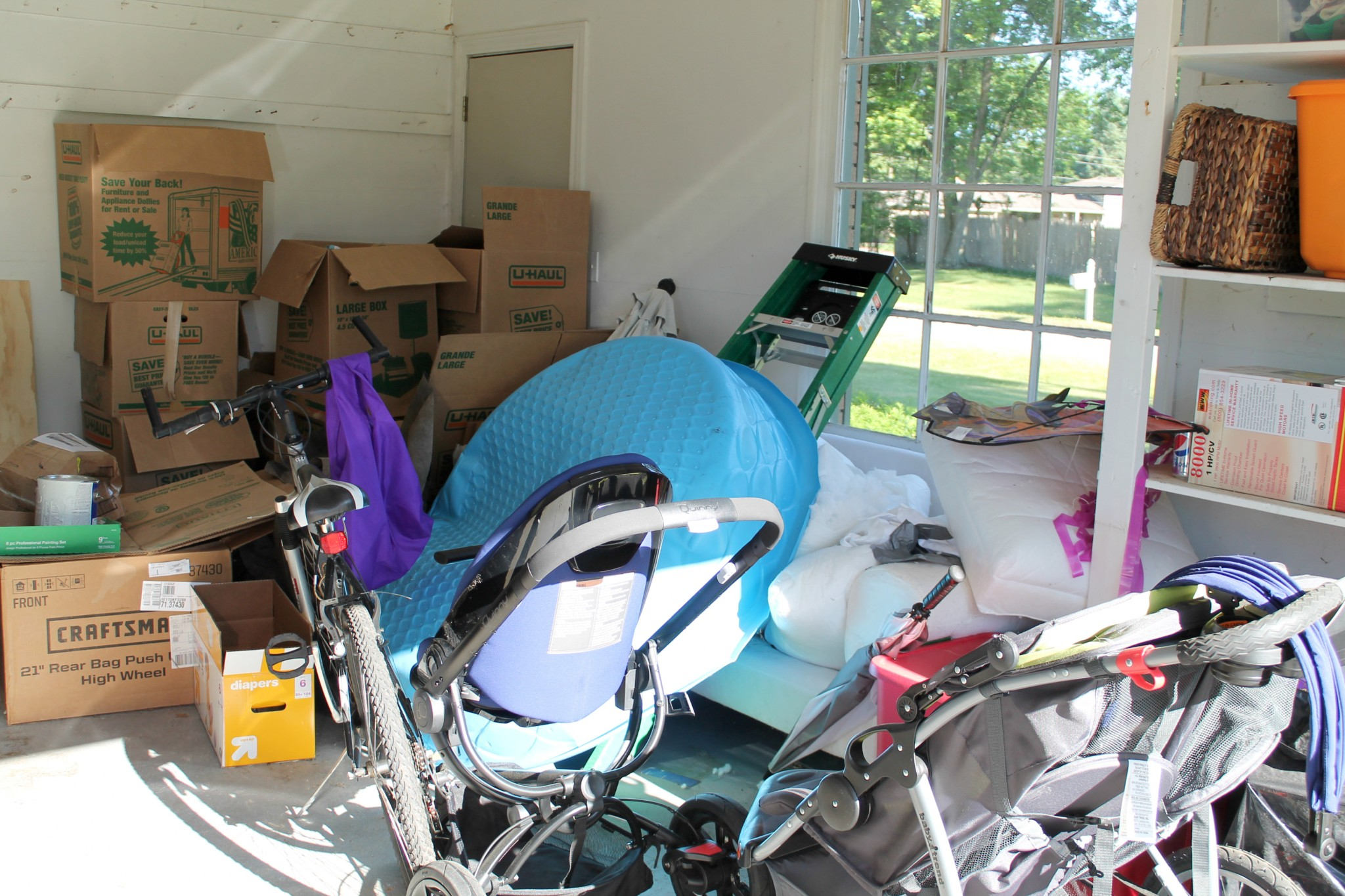 Rubbermaid® FastTrack® Garage Organization System