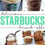Delicious Starbucks Knock-Offs (you can make at home!)