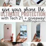 Tech21 #LifeHappens