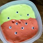 Five-Ingredient Spooky Slime