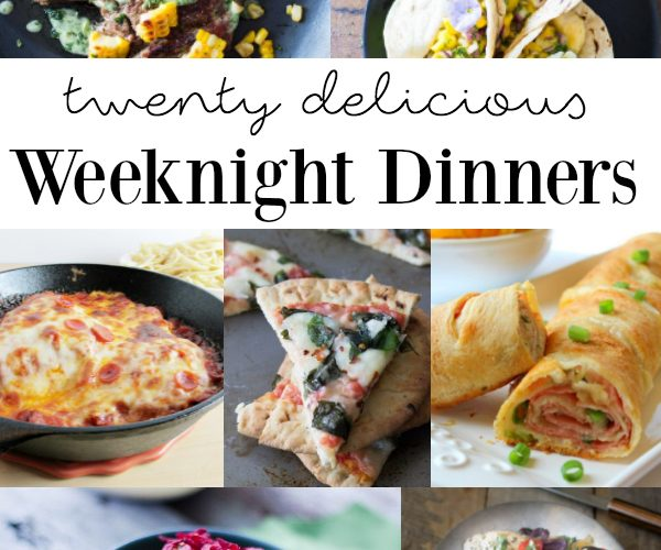Delicious Weeknight Meals