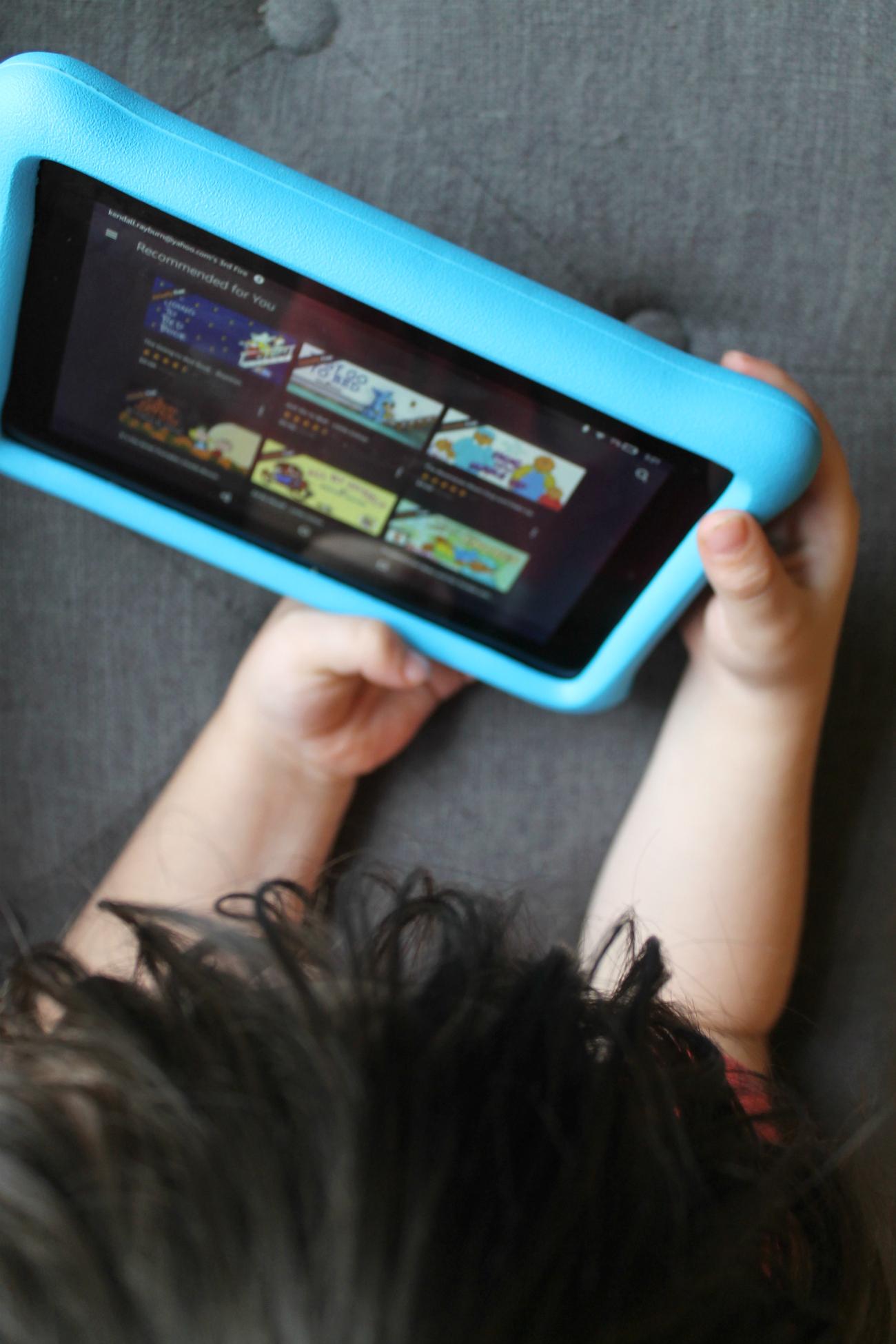 Free Kids Apps with Amazon Underground