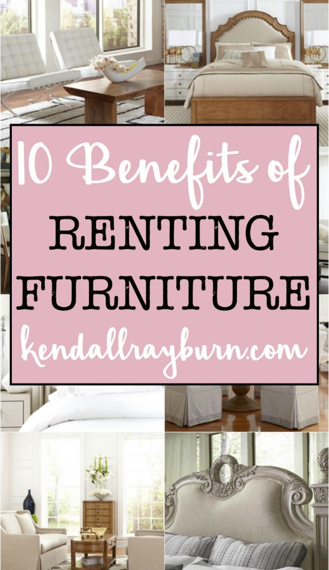 Renting Furniture