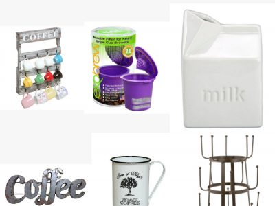 Coffee Lovers Must-Haves (from Amazon!)