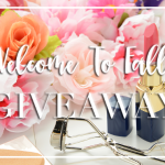 Welcome to Fall Giveaway (2 Prizes!)